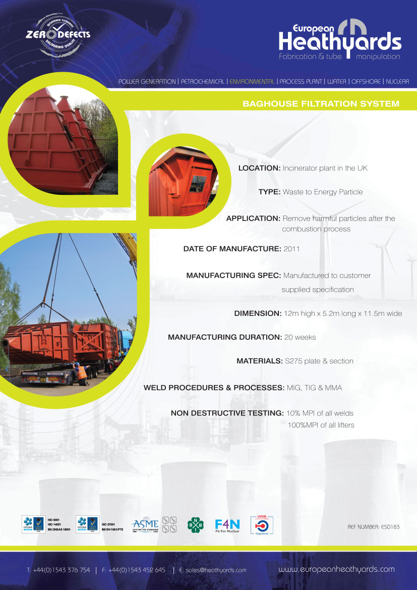 baghouse-filtration-system